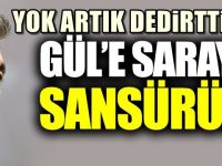 Erdoğan ve AK PARTİ'yi eleştiren Abdullah Gül'e sansür