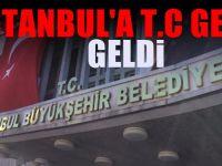 İstanbul'da İBB binasına 'T.C.' eklendi! İmamoğlu'ndan ilk açıklama