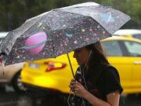 Ülke Genelinde Serin ve Yağışlı Hava Bekleniyor