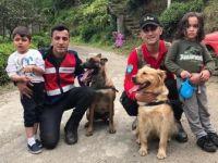 Rize, Fındıklı'da Kaybolan Çocuklar Sağ Bulundu