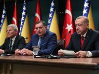 Erdoğan: Türk Akım'ın Bosna Hersek'e İntikali İçin Her Türlü Desteği Vereceğiz