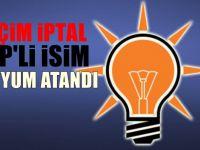 AKP'nin vekil adayı kayyum olarak atandı!