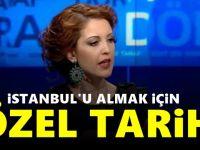 Nagehan Alçı İstanbul'da seçim tarihi verdi