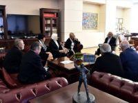 CHP Genel Başkanı Kılıçdaroğlu, Nesrin Nas ve Beraberindeki Heyet İle Bir Araya Geldi