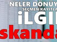 İstanbul'da seçmen kayıtları siliniyor iddiası!