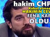 Rasim Ozan Kütahyalı hakimi reddetti: 'AK Partili olduğum için...'