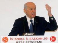 Bahçeli: İstanbul Tertemiz Vicdanlara Emanet Edilmelidir