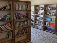 Kerkük'ün İlk Köy Kütüphanesi Açıldı