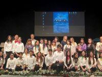 Öğrenciler Şiirin Büyülü Dünyasına Adım Attı