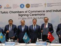 Türk Konseyi'nde 'Ticaret Ve Sanayi Odası' Atılımı