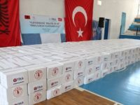 Tika'dan Arnavutluk'ta İhtiyaç Sahiplerine Ramazan Yardımı