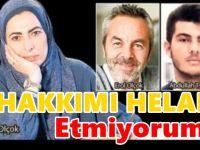Nihal Olçok, Erdoğan'ı etiketledi: 'Hakkımı helal etmiyorum'