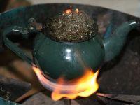 Senegal'in Bol Köpüklü Geleneksel Çayı: Ataaya
