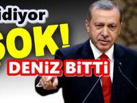 İlginç duyuru :  Deniz bitti Erdoğan gidiyor