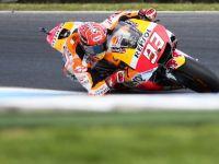 Katalonya Grand Prix'sinde Zafer Marquez'in