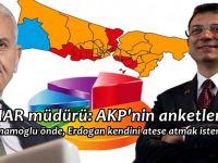 AKP'nin anketlerinde İmamoğlu önde