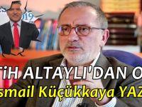 Fatih Altaylı: İsmail kumpası kurmuş, AK Parti mağdur olmuş