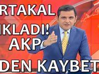 Fatih Portakal 800 bin oy farkının nedenlerini madde madde yazdı