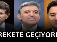 Yeni parti için düğmeye basıldı: Abdullah Gül'ün desteği...