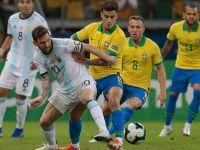 Kupa Amerika'da İlk Finalist Brezilya