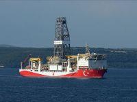 'Yavuz' Gemisi Sondajı İçin Geri Sayım
