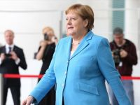Merkel: Endişeye Gerek Yok İyiyim