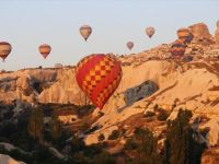 2019 Yılı Kapadokya'da 'Zirve Yıl' Olacak