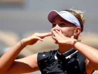 Wimbledon Tenis Turnuvasın'da Şampiyon Simona Halep