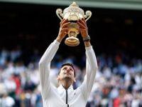 En Uzun Wimbledon Finalini Sırp Tenisçi Djokovic Kazandı