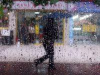 Meteoroloji Genel Müdürülüğünden Kuvvetli Yağış Uyarısı