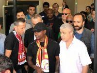 Fildişi Sahilli Futbolcu Jean Michael Seri İstanbul'da