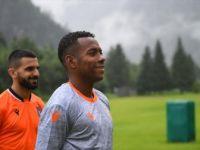 Brezilyalı Yıldız Robinho: 'Şampiyonluk İddiamızda Hiçbir Değişiklik Olmayacak'