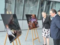 NATO'da 15 Temmuz Fotoğrafları Sergilendi