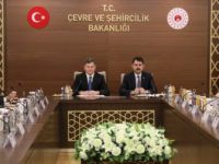 Türkiye ve Azerbaycan Arasında Çevre ve Şehircilik Alanında İş Birliği