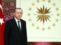 Cumhurbaşkanı Erdoğan: 'Kıbrıs Türkü Türk Milletinin Ayrılmaz Parçasıdır'