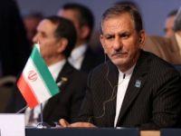 İran Cumhurbaşkanı Yardımcısı Cihangiri: 'Koalisyon Oluşturulması Güvensizliği Artırır'