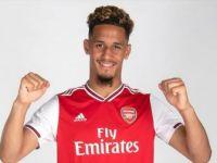 Arsenal'e 18'lik Savunma Oyuncusu William Saliba