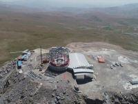 Doğu Anadolu Gözlemevinde Altyapı Çalışmaları Sona Erdi