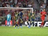 Fenerbahçe, Audi Kupası'nda Bayern Münih'e 6-1 Yenildi