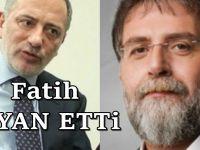 Fatih Altaylı - Ahmet Hakan tartışması yeniden alevlendi