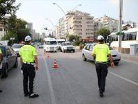 Kurban Bayramı Süresince 116 Bin 236 Trafik Personeli Görev Yapacak