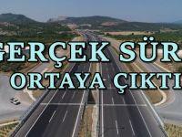 İstanbul İzmir arası gerçekte kaç saat sürüyor ?