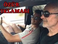 Mehmet Aslantuğ'un oğlu Can özür diledi