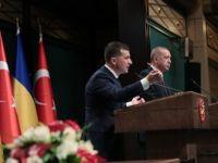 'Türk İş Dünyasını Ukrayna'ya Davet Ediyorum'