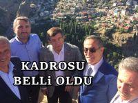 Ahmet Davutoğlu'nun A Takımında CHP'li isimde var