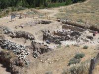 Porsuk-Zeyve Höyük'te Roma Dönemine Ait Yaşam Alanı Bulundu