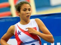 Milli Sporcu İlke Özyüksel'den Dünya Rekoru