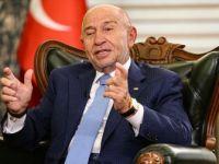 TFF Başkanı Özdemir: 'Yabancı Sayısına Bir Kısıtlama Getirilmeli'