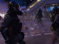 Hong Kong'daki Protestolar Son Haftalarda Hız Kazandı