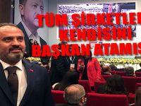 30 Ağustos'u hedef alan AKP'li Başkan istifa etti